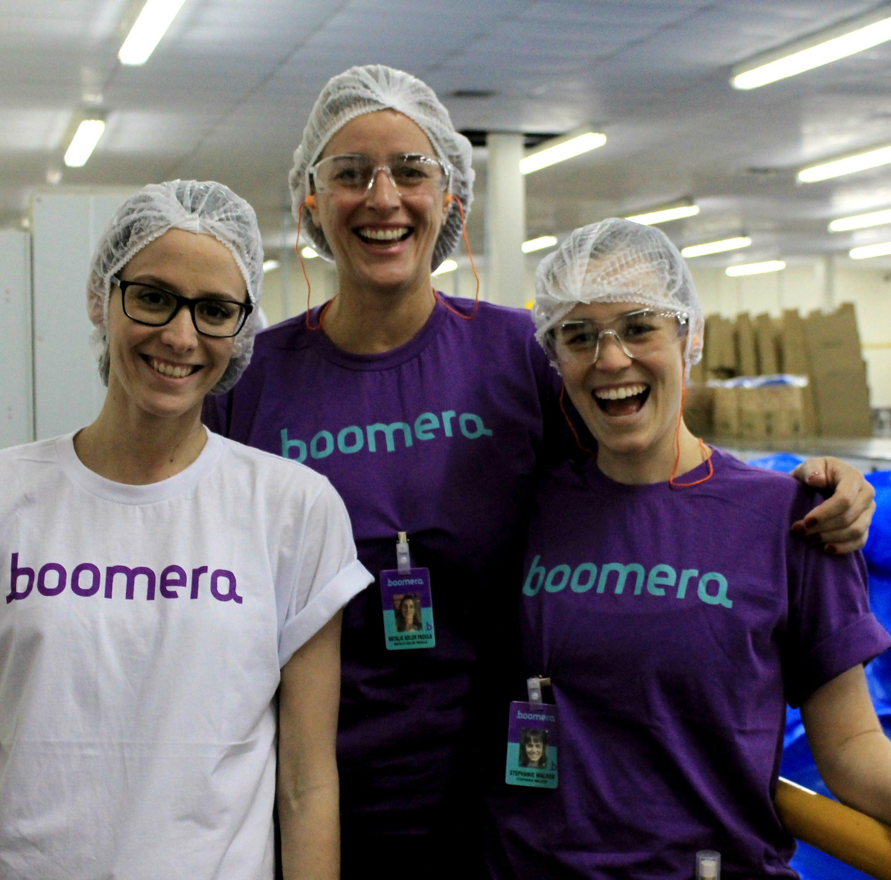 Boomera