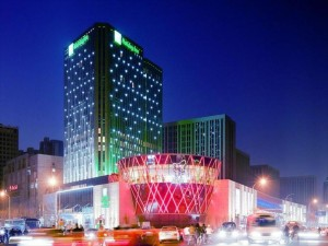 The Wanda Tianjin Aquacity Shopping Mall is one of the main projects of energy conversion handled by Pioneer Energy - Credits: Pioneer Energy